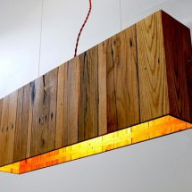 luminária paletes